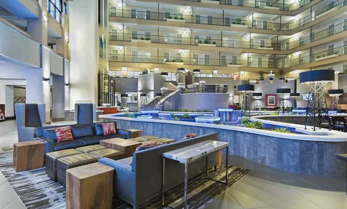 Embassy Suites by Hilton Los Angeles Downey, California - Atrio