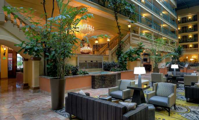 Hotel Embassy Suites by Hilton Los Angeles International Airport South, California - Lobby