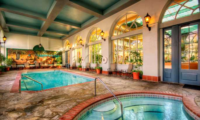 Hotel Embassy Suites by Hilton Los Angeles International Airport South, California - Piscina del hotel