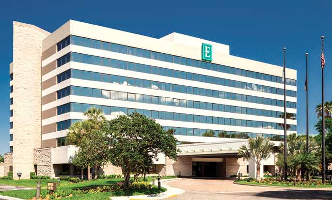 Embassy Suites Orlando-International Drive/Jamaican Court, Orlando, Florida - Fachada del hotel