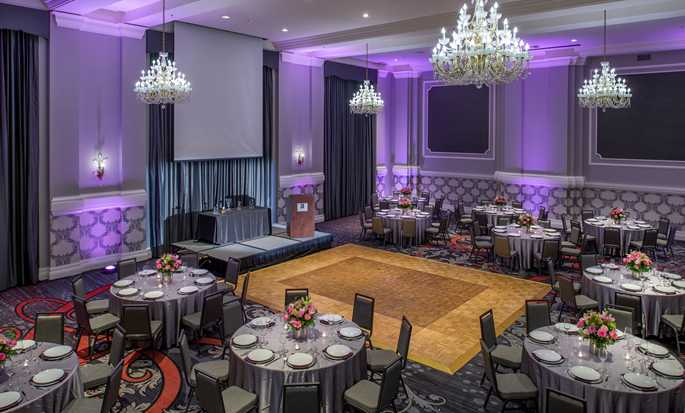 Embassy Suites by Hilton Portland Downtown, Oregon - Eventos