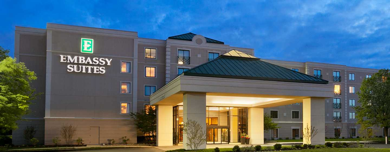 Embassy Suites Philadelphia – Airport Hotel, Pennsylvania, USA– Außenbereich des Hotels