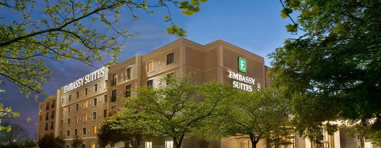 Embassy Suites Philadelphia – Airport Hotel, Pennsylvania, USA– Außenansicht