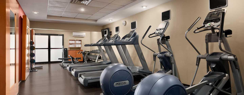 Embassy Suites Philadelphia – Airport Hotel, Pennsylvania, USA– Fitness Center
