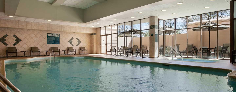 Embassy Suites Philadelphia – Airport Hotel, Pennsylvania, USA– Innenpool