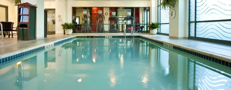 Embassy Suites by Hilton Sacramento Riverfront Promenade, USA – Innenpool
