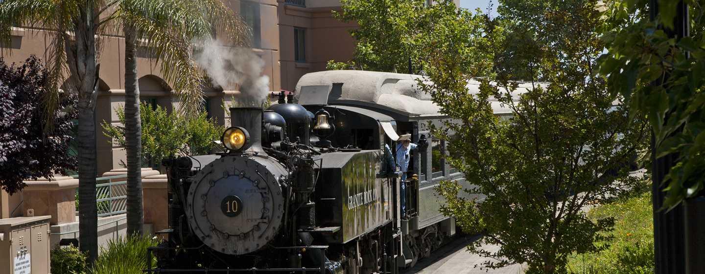 Embassy Suites by Hilton Sacramento Riverfront Promenade, USA – Historisches Eisenbahnmuseum
