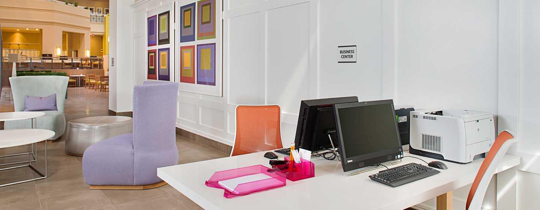 Embassy Suites San Diego Bay - Downtown, California - Centro de negocios