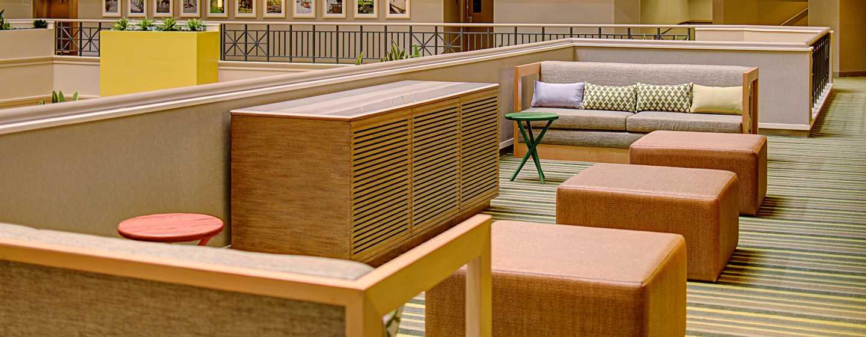 Embassy Suites San Diego Bay - Downtown, California - Nivel mezzanine (entrepiso)