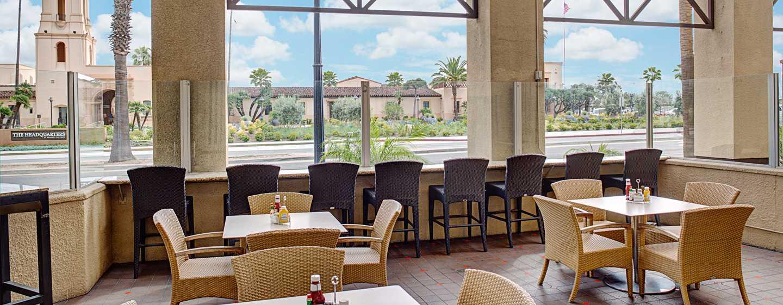 Embassy Suites San Diego Bay - Downtown, California - Restaurante