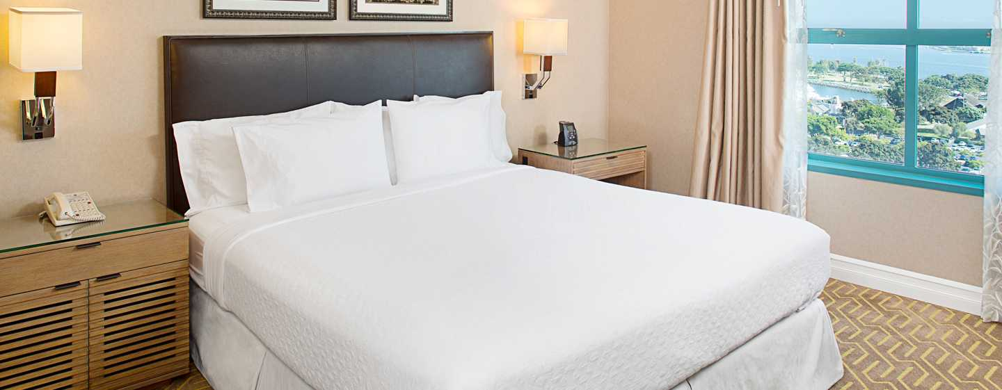 Embassy Suites San Diego Bay - Downtown, California - Suite con cama King