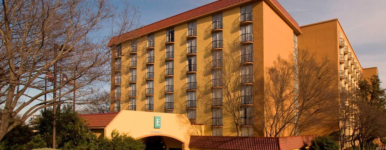 Hotel Embassy Suites by Hilton San Antonio NW I-10, Texas, EE. UU. - Fachada del hotel