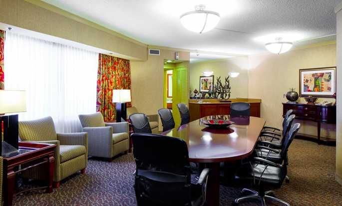 Hotel Embassy Suites by Hilton San Antonio Airport, Texas - Suite Executive