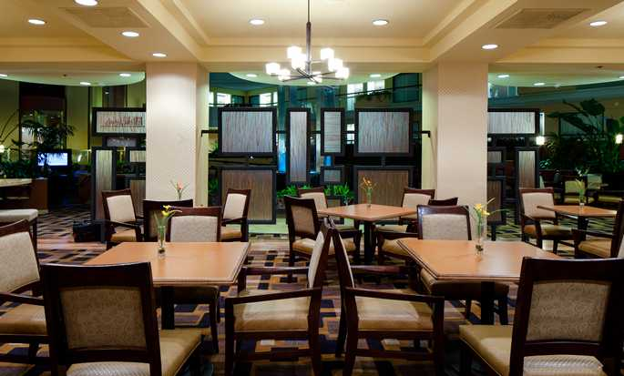 Hotel Embassy Suites by Hilton San Antonio Airport, Texas - Restaurante Ellington's