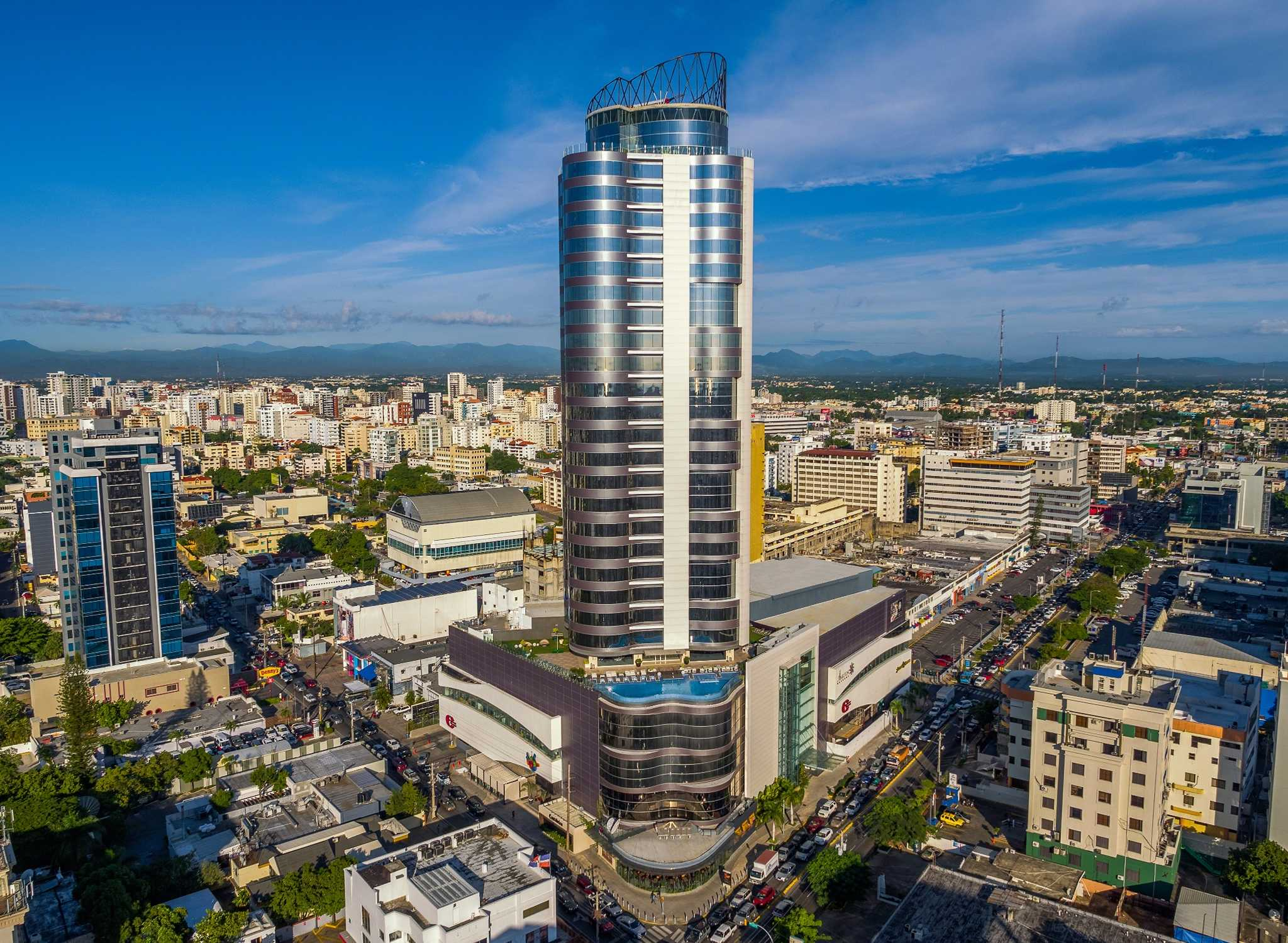Hotel En Rep 250 Blica Dominicana Santo Domingo Hilton