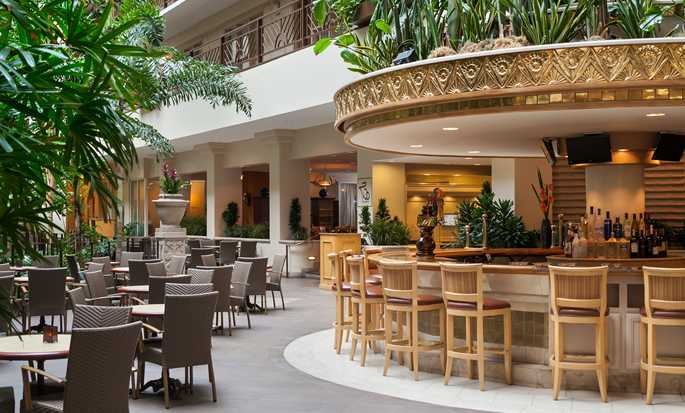 Hotel Embassy Suites by Hilton San Francisco Airport, California - Sala de estar