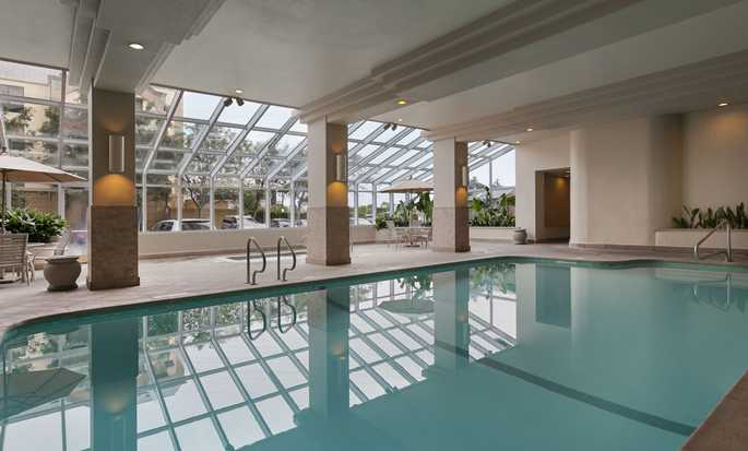 Hotel Embassy Suites by Hilton San Francisco Airport, California - Piscina