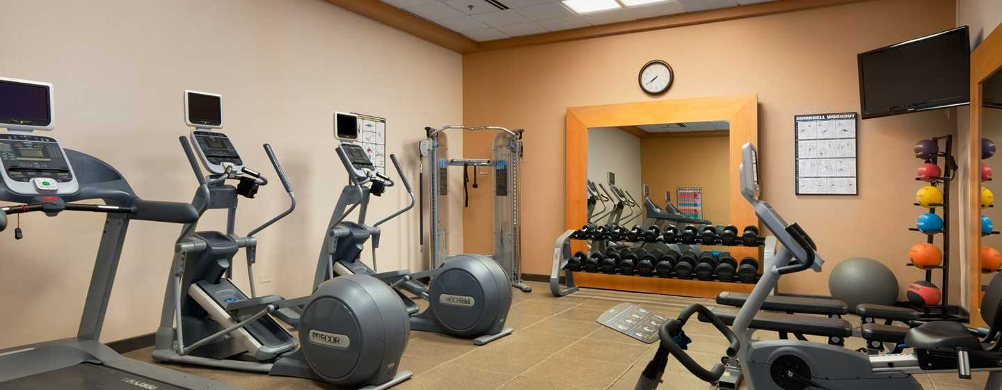 Embassy Suites by Hilton San Juan Hotel and Casino, Puerto Rico - Gimnasio