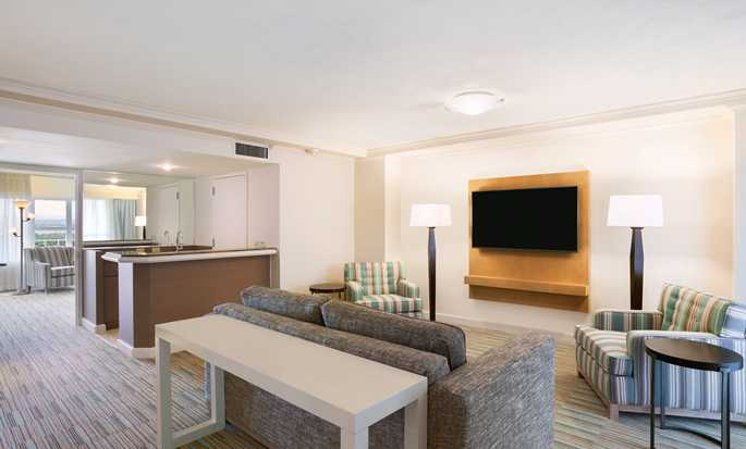 Embassy Suites by Hilton San Juan Hotel & Casino, Puerto Rico - Suite Presidential