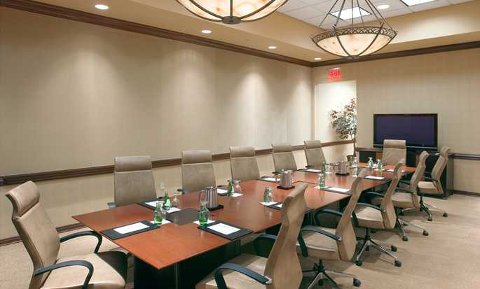 Embassy Suites by Hilton San Marcos Hotel, Conference Center and Spa, Texas, EE. UU. - Sala de juntas