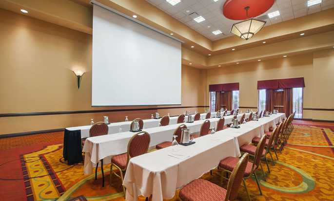 Embassy Suites by Hilton San Marcos Hotel, Conference Center and Spa, Texas, EE. UU. - Sala de reuniones