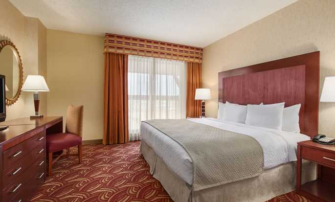 Embassy Suites by Hilton San Marcos Hotel, Conference Center and Spa, Texas, EE. UU. - Sala de estar