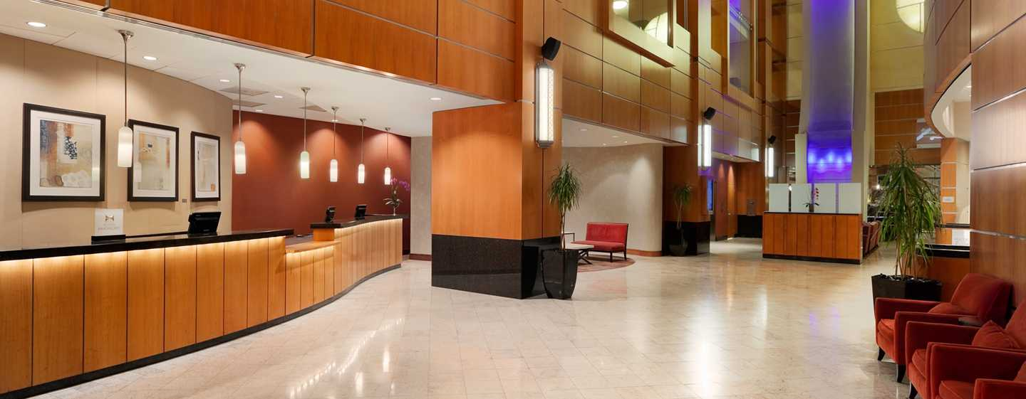 Embassy Suites Washington, D.C. – Convention Center, USA – Lobby