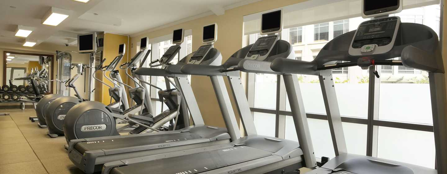 Embassy Suites Washington D.C. – Convention Center hotel - Fitness center
