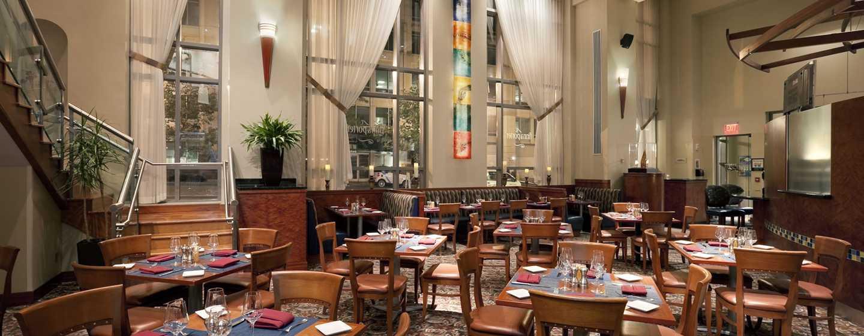 Embassy Suites Washington D.C. – Convention Center hotel - Restaurants