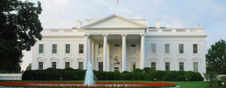 Embassy Suites Washington D.C. – Convention Center hotel - Weißes Haus