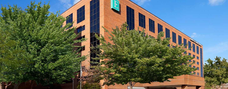 Embassy Suites by Hilton Washington DC Georgetown Hotel, USA– Außenbereich
