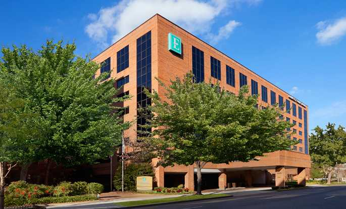 Hotel Embassy Suites by Hilton Washington D.C. Georgetown, EE. UU. - Fachada del hotel