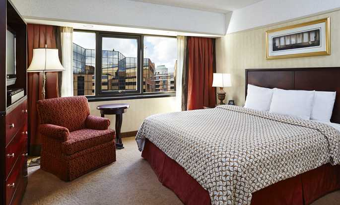 Hotel Embassy Suites by Hilton Washington D.C. Georgetown, EE. UU. - Habitación con cama King