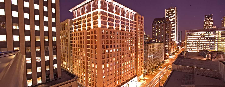 Hôtel Embassy Suites by Hilton Montreal - Extérieur de l'hôtel