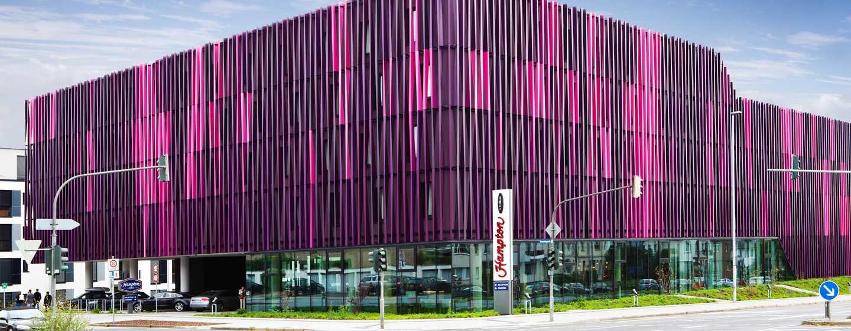 Hampton by Hilton Aachen Tivoli Hotel, Deutschland– Außenbereich des Hotels