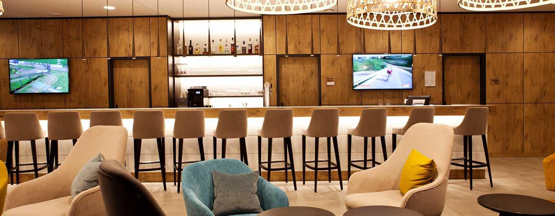 Hampton by Hilton Aachen Tivoli Hotel, Deutschland– Sitzbereich der Lobby