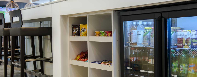 Hôtel Hampton by Hilton Amsterdam Airport Schiphol - Collations disponibles à la réception