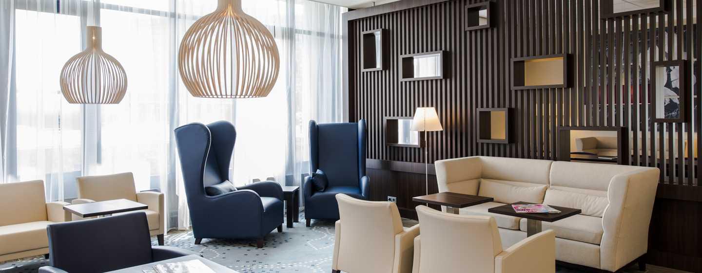 Hôtel Hampton by Hilton Amsterdam Airport Schiphol - Espace détente