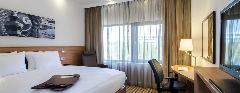 Hôtel Hampton by Hilton Amsterdam Airport Schiphol - Chambre standard