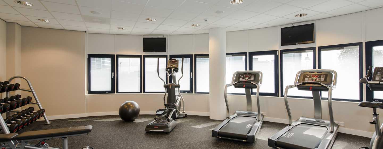 Hôtel Hampton by Hilton Amsterdam Airport Schiphol - Centre sportif