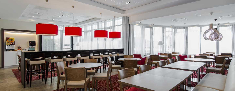 Hôtel Hampton by Hilton Amsterdam Airport Schiphol - Salle à manger