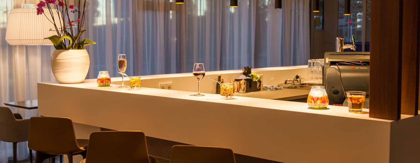 Hampton by Hilton Amsterdam Centre East hotel, Nederland - Hotelbar