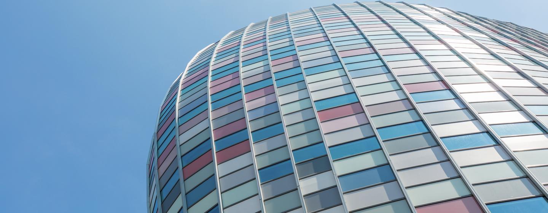 Hampton by Hilton Utrecht Centraal Station hotel, Nederland -