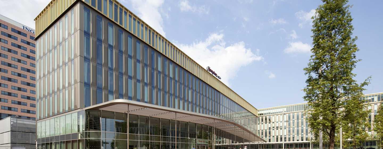 Hotel Hampton by Hilton Amsterdam Arena Boulevard, Países Bajos - Fachada del hotel