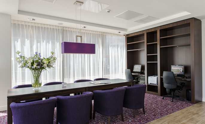 Hampton by Hilton Amsterdam Arena/Boulevard hotel, Paesi bassi, Olanda - Business center