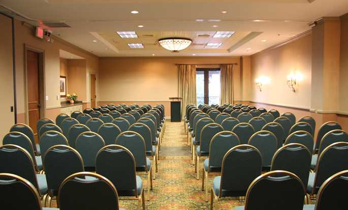 Hotel Hampton Inn & Suites Austin-Downtown/Convention Center, Estados Unidos - Sala de reuniones