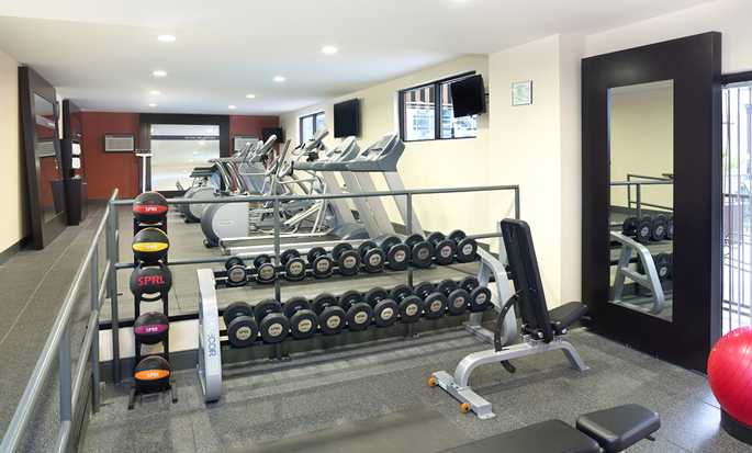Hotel Hampton Inn & Suites Austin-Downtown/Convention Center, Estados Unidos - Gimnasio