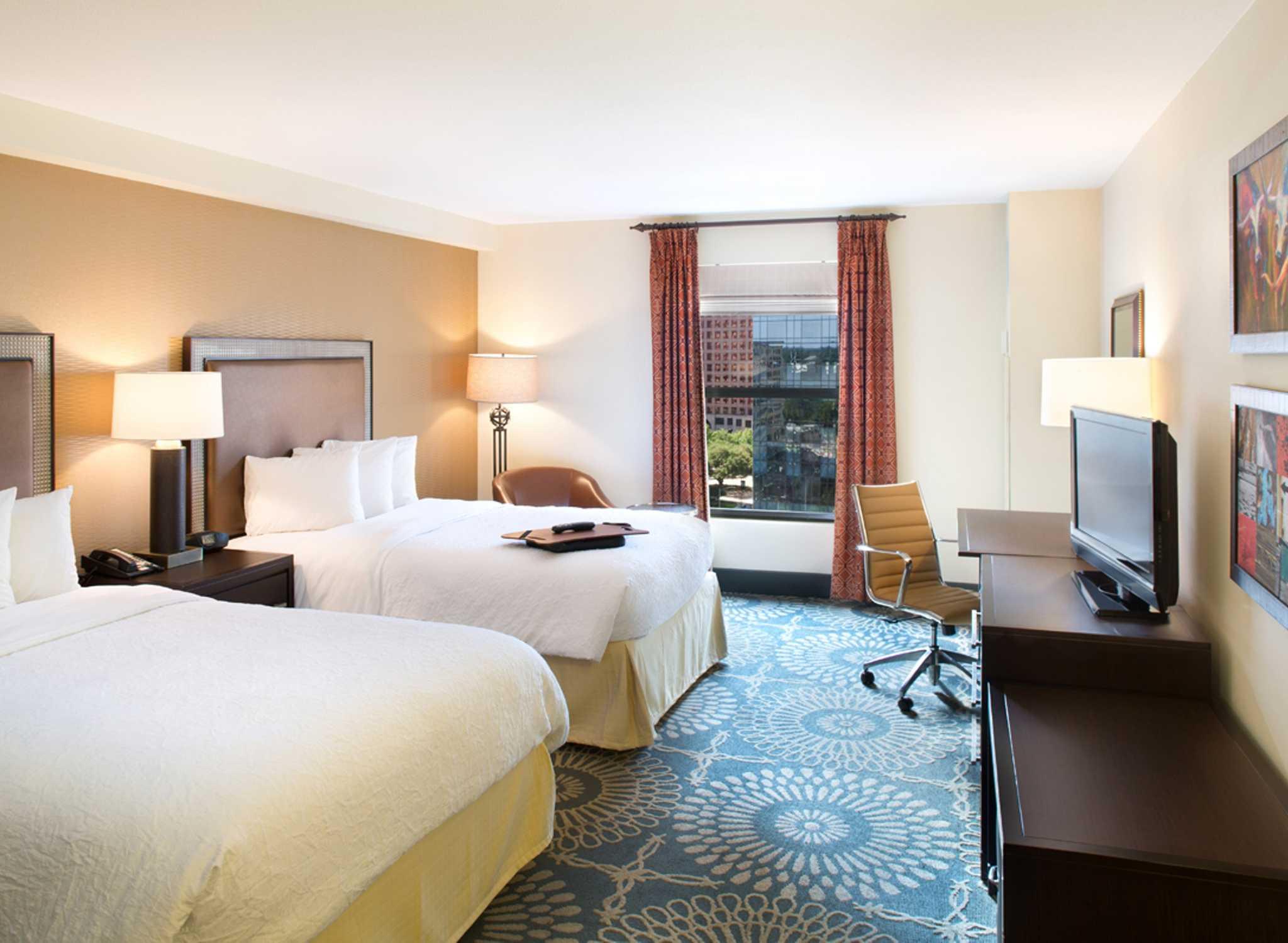 Hotel Hampton Inn And Suites Austin Downtown