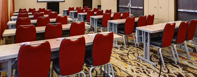 Hotellet Hampton Inn & Suites Austin vid universitetet/Capitol, USA – Konferensutrymme