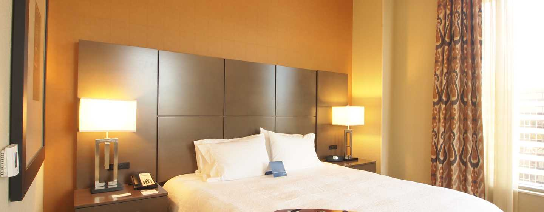 Hotellet Hampton Inn & Suites Austin vid universitetet/Capitol, USA – Rum King Standard